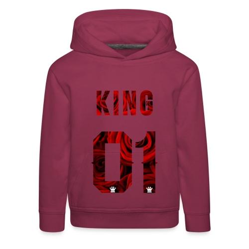 King One-Hoodie-JudPro - Kinder Premium Hoodie