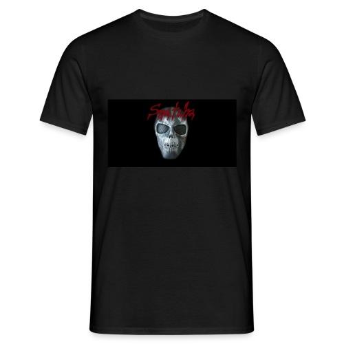 SNATCHA SHIRT LOGO - Männer T-Shirt