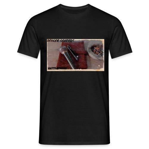 ROSCOE SHIRT BATTLEPOESIE - Männer T-Shirt