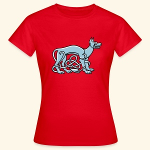 Celtic Dog - Frauen T-Shirt