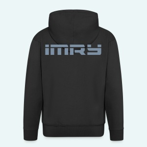 Men's Imry Zip Hoodie  - Men's Premium Hooded Jacket