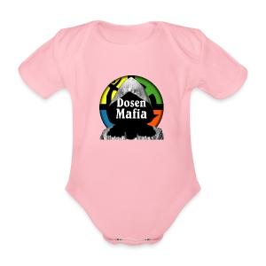 DosenMafia - Babystrampler Mädchen - Baby Bio-Kurzarm-Body