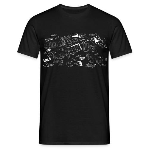 Vale t-shirt - Koszulka męska