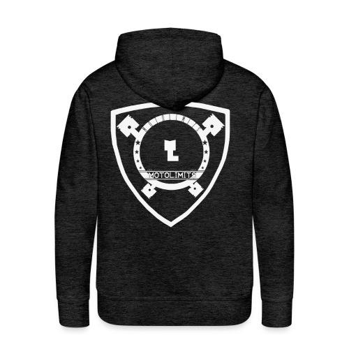 MotoLimits | Official hoodie! | Men - Männer Premium Hoodie