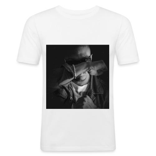 Tee shirt Homme Dr. H - T-shirt près du corps Homme