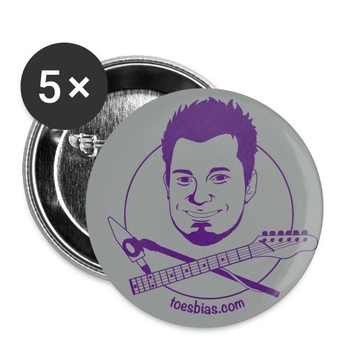 Avatar Buttons - Buttons klein 25 mm (5er Pack)