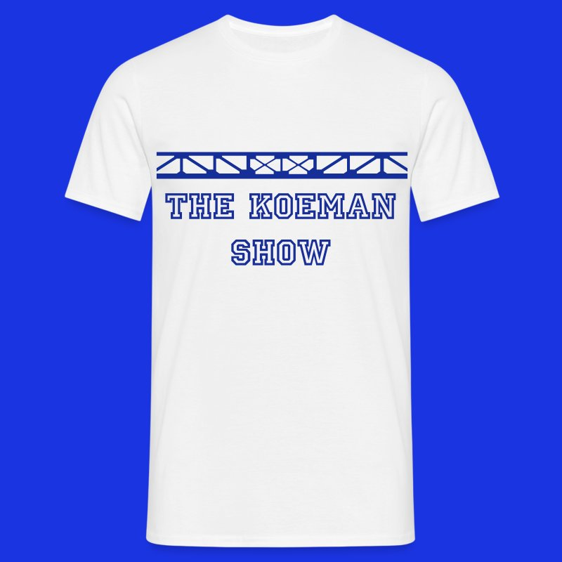 The Koeman Show - Men's T-Shirt