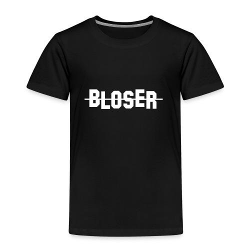Bloser T- Shirt White - Kinder Premium T-Shirt