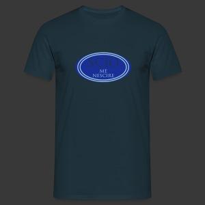 SCIO ME NESCIRE - Men's T-Shirt