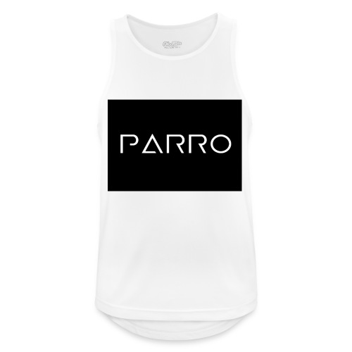 PARRO Men'sTank Top - Men's Breathable Tank Top