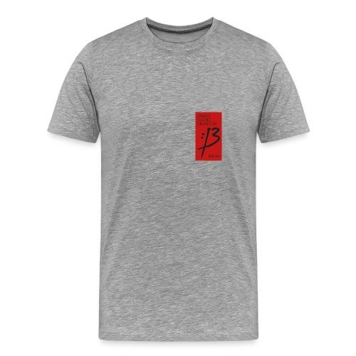 LJO Motiv T-Shirt Herren - Männer Premium T-Shirt