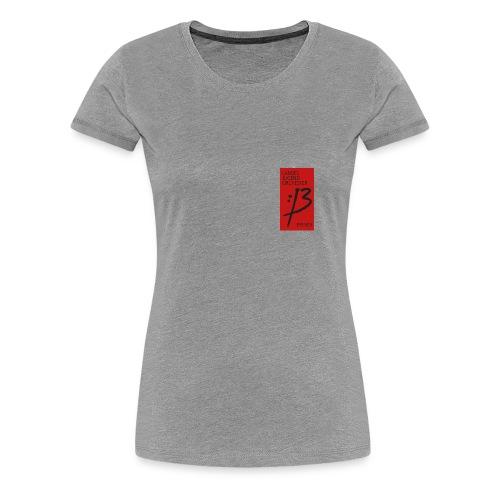 LJO Motiv T-Shirt Damen - Frauen Premium T-Shirt