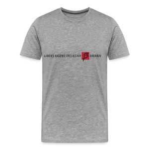 LJO Logo T-Shirt Herren - Männer Premium T-Shirt