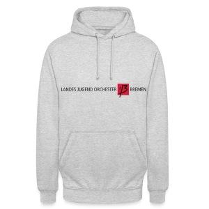 LJO Logo Kapuzenpulli Unisex - Unisex Hoodie