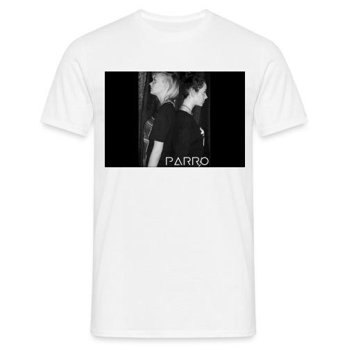 PARRO Self Portrait Men's T-Shirt - Men's T-Shirt
