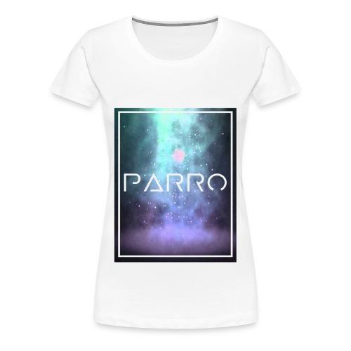 PARRO Orb T-Shirt Women's - Women's Premium T-Shirt