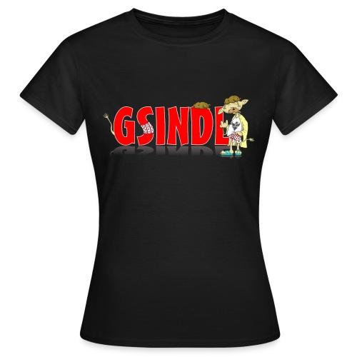 Gsindldinger Mädls Shirt - Frauen T-Shirt