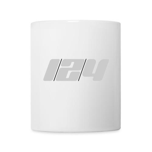 Tasse - 124 Design ohne Schriftzug - Tasse