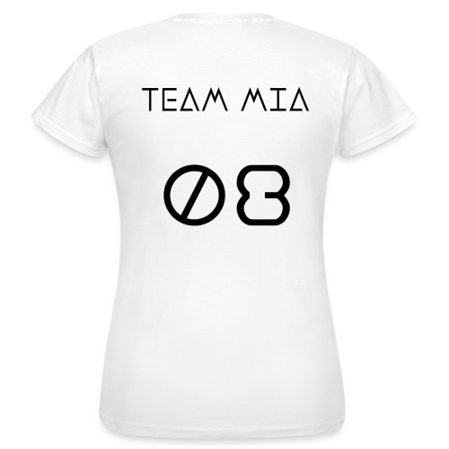 PARRO TEAM MIA 08 Women's T-Shirt - Women's T-Shirt