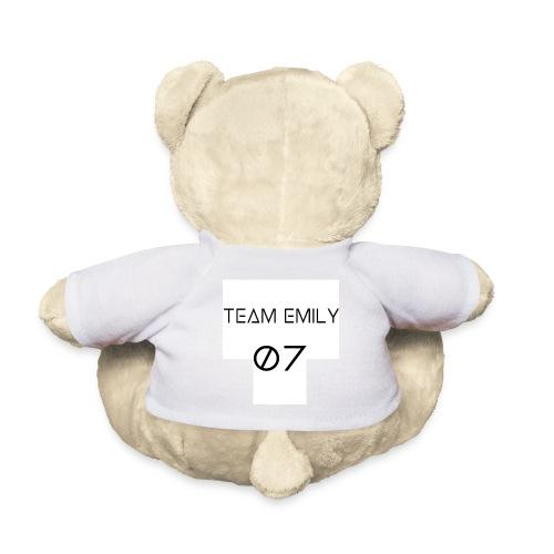 PARRO TEAM EMILY 07 Teddy Bear - Teddy Bear