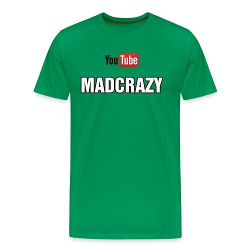 MAGLIETTA UOMO DISPONIBILE IN VARI COLORI - CON LOGO FRONTALE - Maglietta Premium da uomo