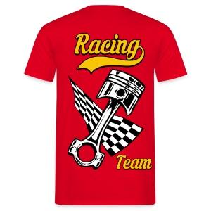 Old Racing team design - Men's T-Shirt