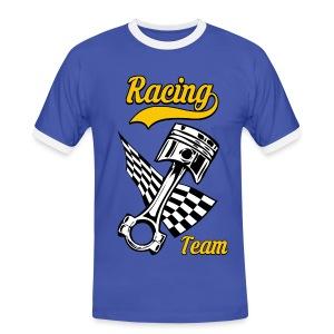 Old Racing team design - Men's Ringer Shirt