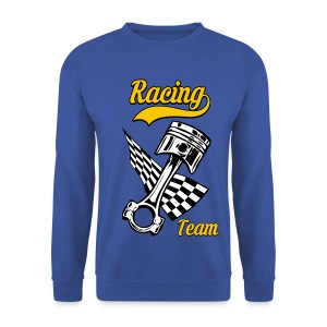 Old Racing team design - Men's Sweatshirt