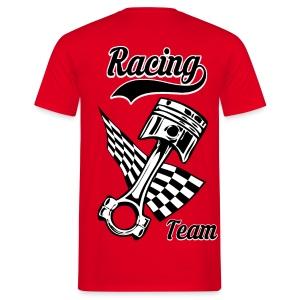 Old Racing team design - Men's T-Shirt