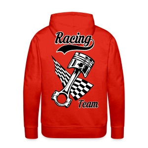 Old Racing team design - Men's Premium Hoodie