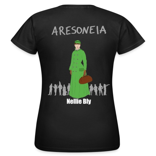 Aresoneia-Bly (Weiß) - Damen-Shirt - Frauen T-Shirt
