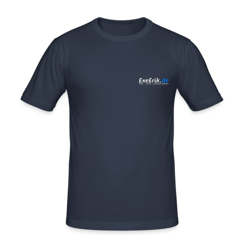 ExeErik.de - T-shirt Slim - Männer Slim Fit T-Shirt