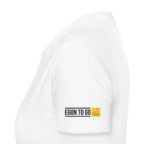EGON TO GO Damen 1 - Frauen Premium T-Shirt