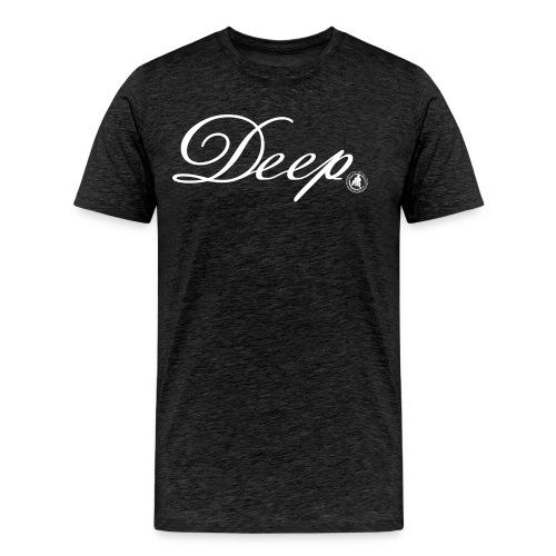 DEEP BLACK - Men's Premium T-Shirt
