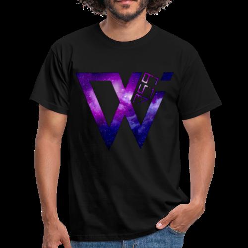 Wolf 359 Galaxy Logo Shirt - Men's T-Shirt