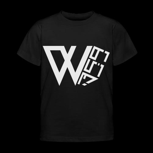 Wolf 359 Logo Kids Shirt - Kids' T-Shirt