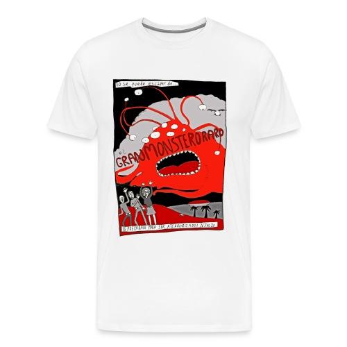 el gran monsteror aro - Men's Premium T-Shirt