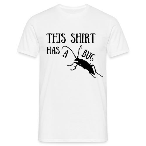 Bug Männer T-Shirt - Männer T-Shirt