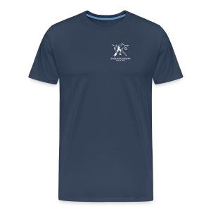 Shirt Scouting P.S.G. 1994-2013 Mannen - Mannen Premium T-shirt