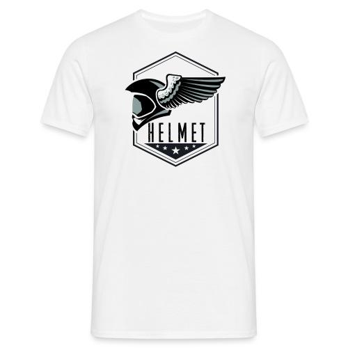 Helmet póló - férfi - Men's T-Shirt