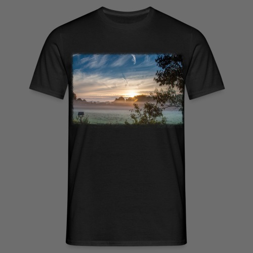 Misty Sunrise - Men's T-Shirt