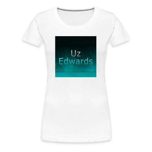 UzEdwards Women T-shirt - Women's Premium T-Shirt