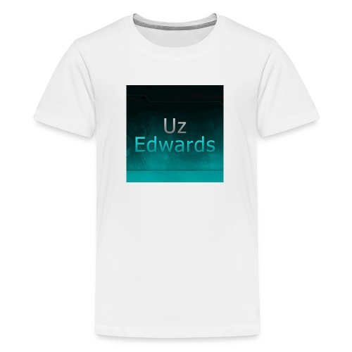 UzEdwards Short-Sleeve - Teenage Premium T-Shirt