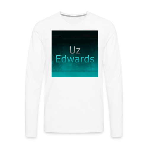 UzEdwards Long-Sleeve - Men's Premium Longsleeve Shirt