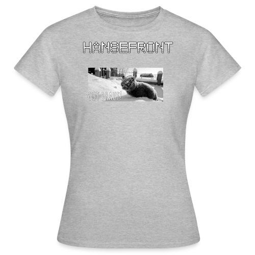 gut drauf Girl - Frauen T-Shirt