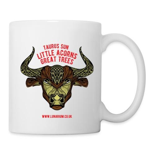 Taurus Sun Sign Mug - Mug