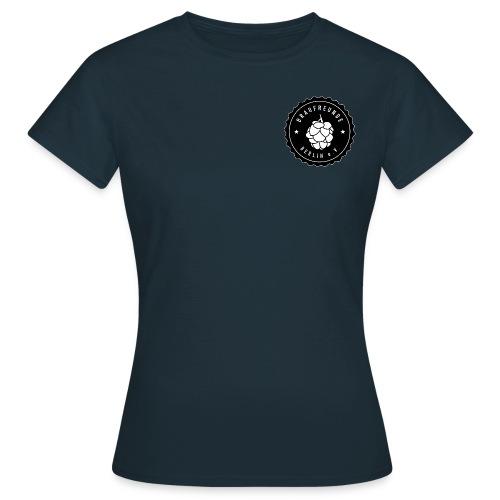 Frauen T-Shirt (Logo vorne und hinten) - Frauen T-Shirt