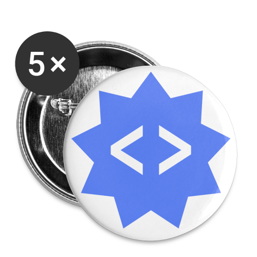 FrontendBUZZ Button Pack (56mm) - Buttons groß 56 mm