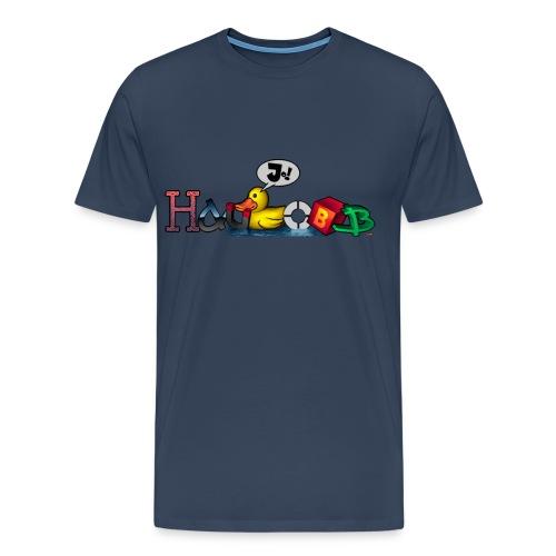 Duck - Männer Premium T-Shirt