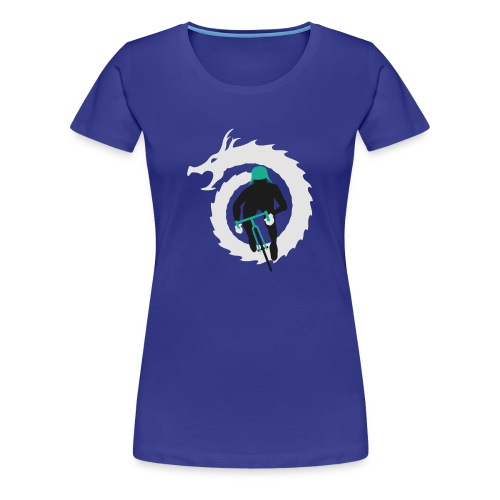 Dragon Hunter (Premium) - Women's Premium T-Shirt